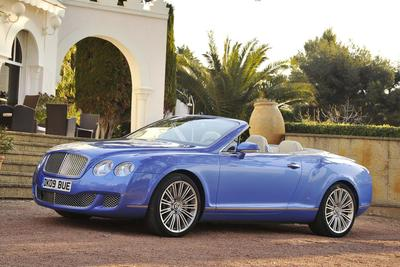 Used 2010 Bentley Continental GTC Speed