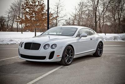 Certified 2010 Bentley Continental Supersports