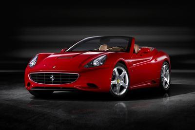 2010 Ferrari California