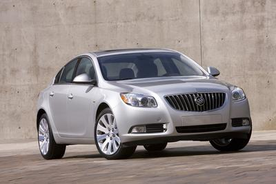 Used 2011 Buick Regal CXL-3XL