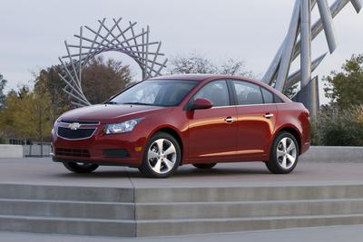 Used 2011 Chevrolet Cruze 2LT