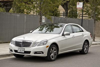 Used 2011 Mercedes-Benz E 350 4MATIC