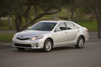Used 2011 Toyota Camry Hybrid