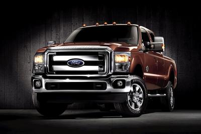 Used 2011 Ford F-350 Super Duty