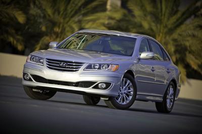 Used 2011 Hyundai Azera GLS