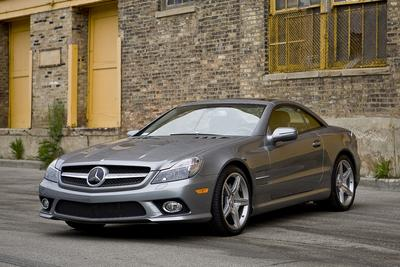 Used 2011 Mercedes-Benz SL550 Roadster