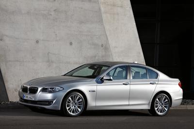 Used 2011 BMW 535 i xDrive