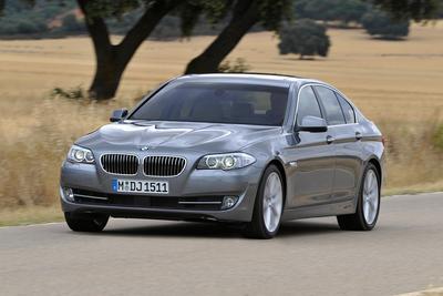 Used 2011 BMW 550 i