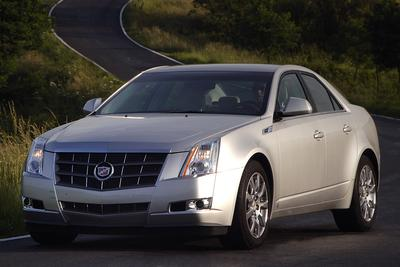 Used 2011 Cadillac CTS Base