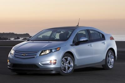 New 2011 Chevrolet Volt