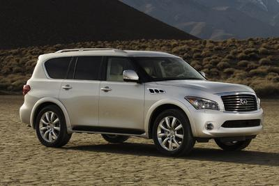 Used 2011 INFINITI QX56 Base
