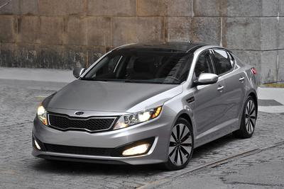 Used 2011 Kia Optima LX