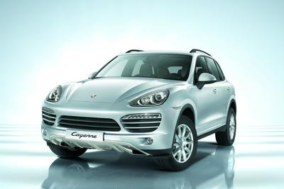 Used 2011 Porsche Cayenne Turbo