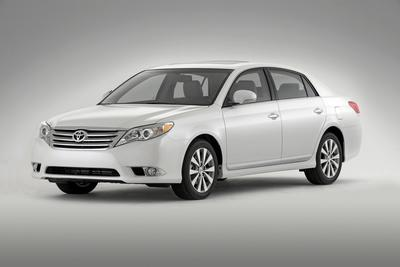 Certified 2011 Toyota Avalon Limited