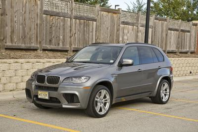 Used 2011 BMW X5 M Base