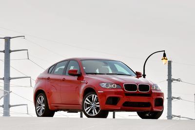 Used 2011 BMW X6 M Base
