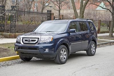 Used 2011 Honda Pilot Touring