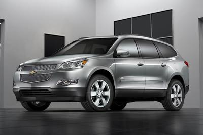 Used 2011 Chevrolet Traverse LTZ