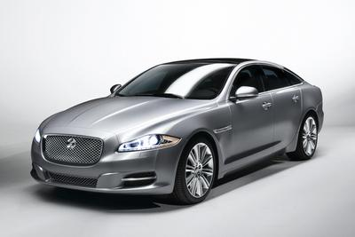 Used 2011 Jaguar XJ L