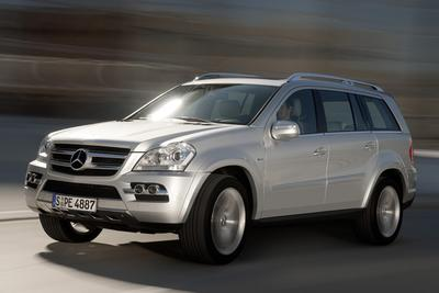 Used 2011 Mercedes-Benz GL550 4MATIC