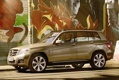 Used 2011 Mercedes-Benz GLK350 4MATIC