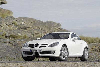 Used 2011 Mercedes-Benz SLK300