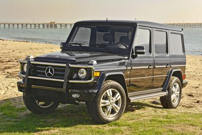 2011 Mercedes-Benz G 55 AMG 4MATIC
