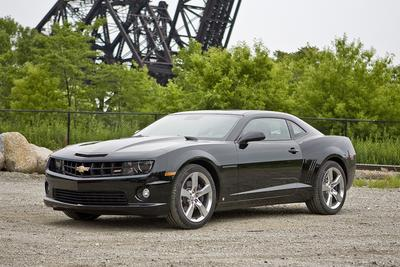 Used 2011 Chevrolet Camaro 1LS