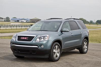 Used 2011 GMC Acadia SLT