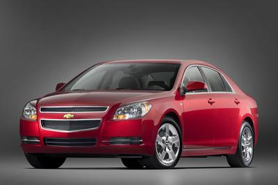 Used 2011 Chevrolet Malibu LS Fleet