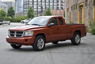 Used 2011 Dodge Dakota Big Horn/Lone Star