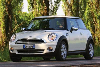 Used 2011 MINI Cooper Base