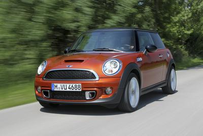 Used 2011 MINI Cooper S Base