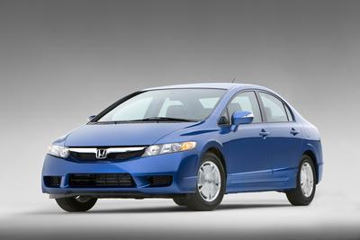 Used 2011 Honda Civic Hybrid MX