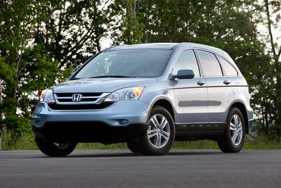 Used 2011 Honda CR-V EX-L