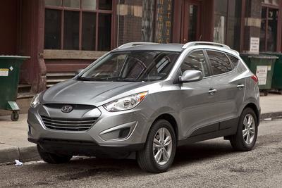 Used 2011 Hyundai Tucson Limited
