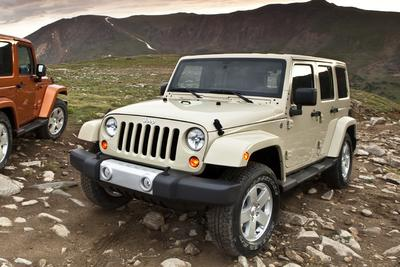 Used 2011 Jeep Wrangler Unlimited Sport RHD