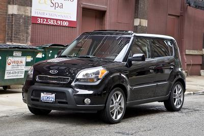 Used 2011 Kia Soul Base