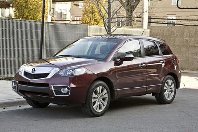 Used 2011 Acura RDX Base