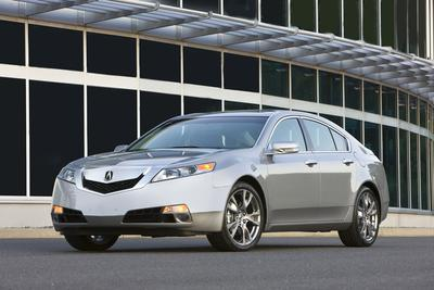 Used 2011 Acura TL Technology