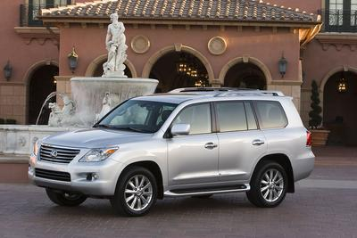 Used 2011 Lexus LX 570 Base