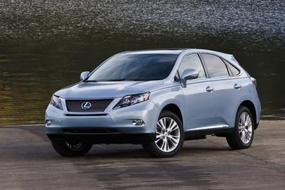 Used 2011 Lexus RX 450h Base