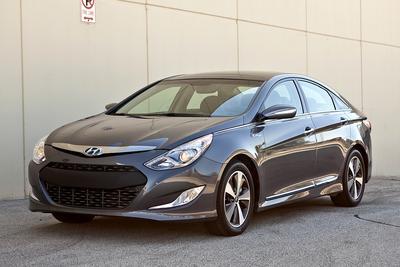 Used 2011 Hyundai Sonata Hybrid Base