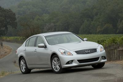 Used 2011 INFINITI G37 x Limited Edition