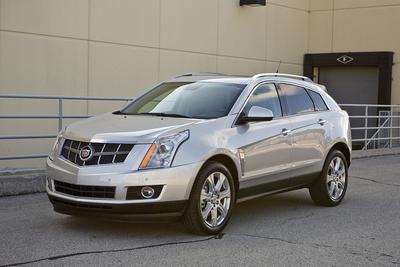 Used 2011 Cadillac SRX Base