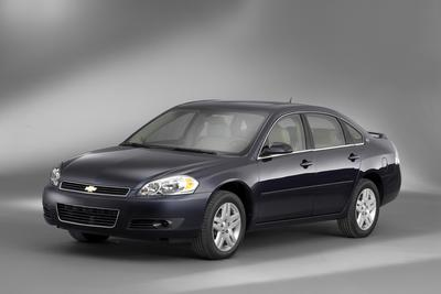 Used 2011 Chevrolet Impala LS Fleet