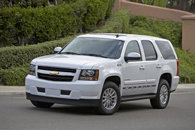 Used 2011 Chevrolet Tahoe Hybrid Base