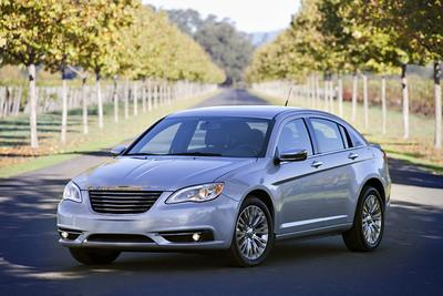 2011 Chrysler 200 LX