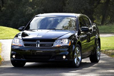 Used 2011 Dodge Avenger Lux