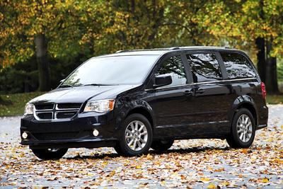 Used 2011 Dodge Grand Caravan Express